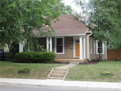 3863 Broadway Street, Indianapolis, IN 46205 - #: 21589143