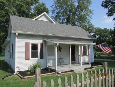 2055 S County Road 450 West, Coatesville, IN 46121 - MLS#: 21589170