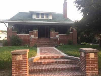 853 E Southern Avenue, Indianapolis, IN 46203 - #: 21589180