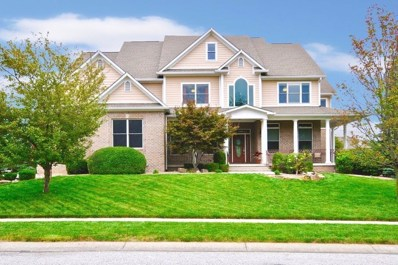 4656 Pearcrest Way, Greenwood, IN 46143 - #: 21589186