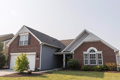 8519 Blue Marlin Drive, Indianapolis, IN 46239 - #: 21589189