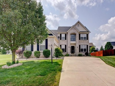 8658 N Autumnview Drive, McCordsville, IN 46055 - #: 21589212