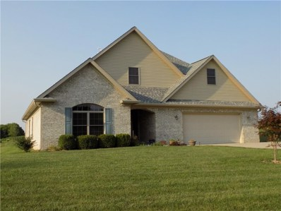 411 Glenview Lane, Greencastle, IN 46135 - #: 21589243