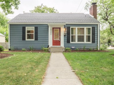 5388 Rosslyn Avenue, Indianapolis, IN 46220 - #: 21589306