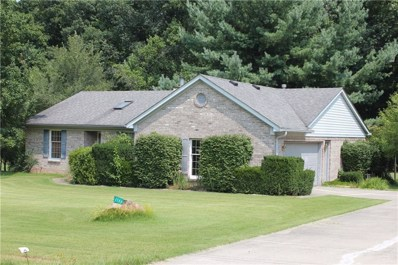 3584 E Rembrandt Drive, Martinsville, IN 46151 - MLS#: 21589405
