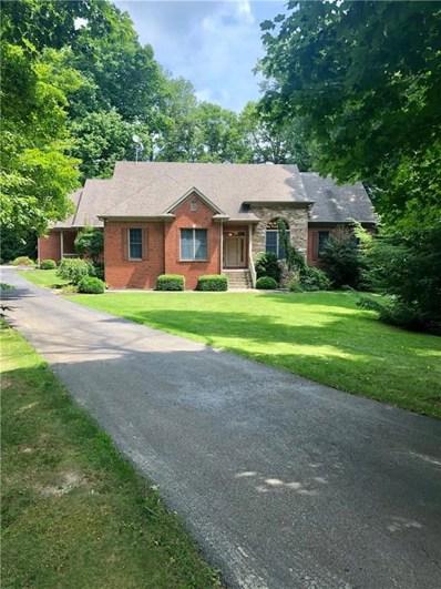 1332 S Oakridge Lane, Crawfordsville, IN 47933 - #: 21589406