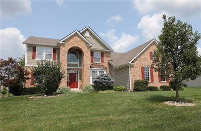 14334 Hammersley Drive, Fishers, IN 46040 - #: 21589515