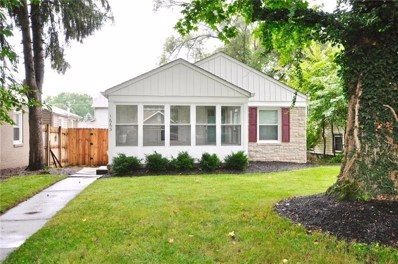 1663 Broad Ripple Avenue, Indianapolis, IN 46220 - MLS#: 21589598