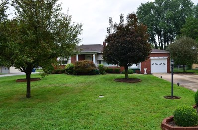 142 Hoss Road, Indianapolis, IN 46217 - #: 21589611