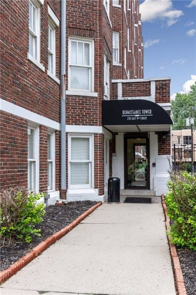 230 E 9th Street UNIT 303, Indianapolis, IN 46204 - #: 21589676