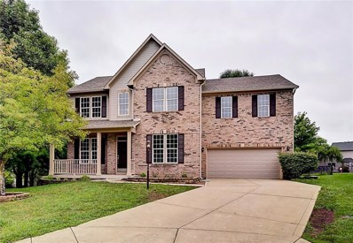 1401 Preston Court, Greenwood, IN 46143 - #: 21589684