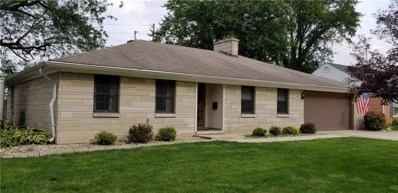 1027 Maple Drive, Greenfield, IN 46140 - #: 21589687