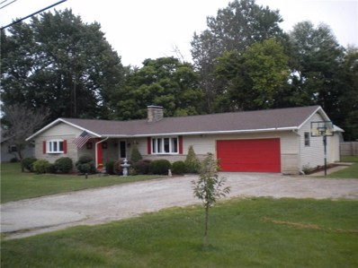 2104 Lafayette Road, Crawfordsville, IN 47933 - #: 21589716