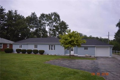2327 S County Road 1050 E, Indianapolis, IN 46231 - #: 21589753