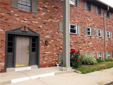 3036 Lake Shore Drive UNIT F, Indianapolis, IN 46205 - MLS#: 21589756