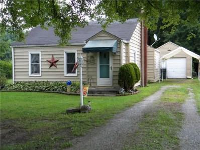 7416 Sprague Street, Anderson, IN 46013 - MLS#: 21589768