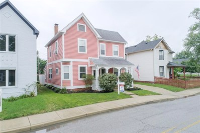 609 E 23rd Street, Indianapolis, IN 46205 - MLS#: 21589778