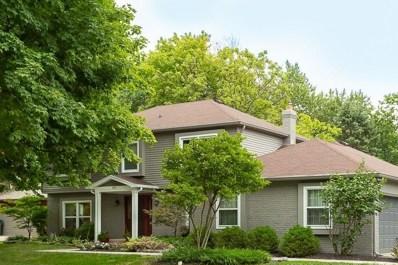 8901 Sawleaf Road, Indianapolis, IN 46260 - #: 21589789