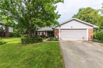 8820 Deer Run Drive, Indianapolis, IN 46256 - #: 21589817