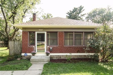 1521 E 52ND Street, Indianapolis, IN 46205 - #: 21589819