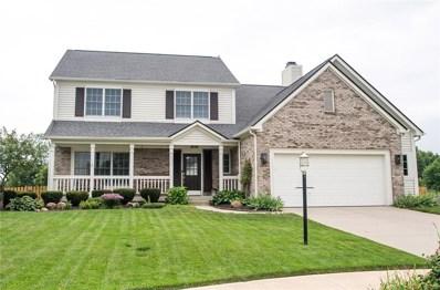 7233 Shag Oak Drive, Noblesville, IN 46062 - MLS#: 21589982