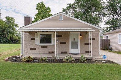 47 S Edmondson Avenue, Indianapolis, IN 46219 - #: 21590016