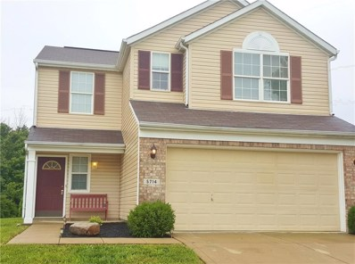 5714 Congressional Place, Indianapolis, IN 46235 - #: 21590034
