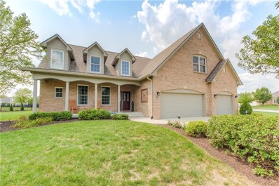 7685 Old Hickory Court, Indianapolis, IN 46259 - #: 21590048