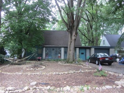 1206 E Crawford Drive, Indianapolis, IN 46220 - #: 21590060