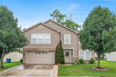 3284 Cork Bend Drive, Indianapolis, IN 46239 - MLS#: 21590118