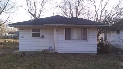1815 W 6th Street, Anderson, IN 46016 - #: 21590152
