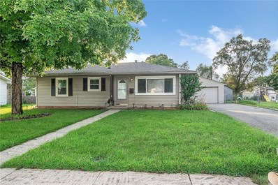 410 Center Park Drive, Edinburgh, IN 46124 - MLS#: 21590192