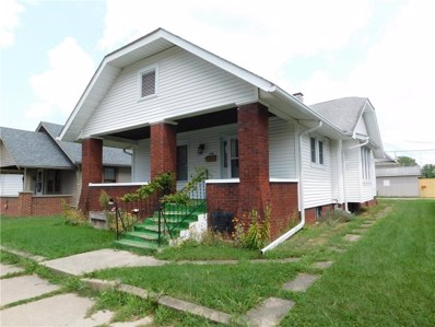 938 S Tompkins Street, Shelbyville, IN 46176 - MLS#: 21590223