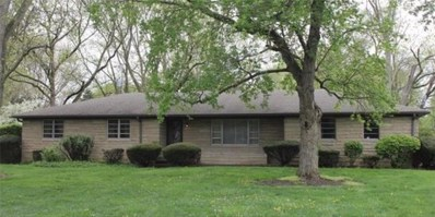 8290 Forest Lane, Indianapolis, IN 46240 - MLS#: 21590230
