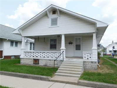 940 S Tompkins Street, Shelbyville, IN 46176 - MLS#: 21590240