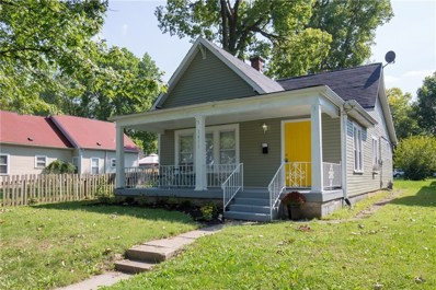 1411 Pleasant Street, Indianapolis, IN 46203 - #: 21590274