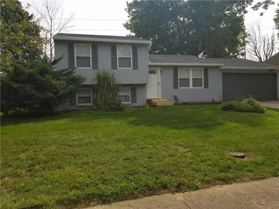 1639 Mutz Drive, Indianapolis, IN 46229 - MLS#: 21590301
