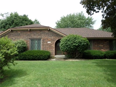 510 Elbow Bend Boulevard, Greenwood, IN 46142 - MLS#: 21590320