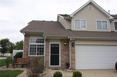 5934 Marina View Lane, Indianapolis, IN 46237 - #: 21590349