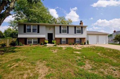 605 Meadowview Lane, Greenwood, IN 46142 - #: 21590367