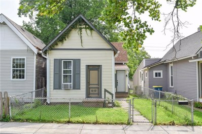 1543 S New Jersey Street, Indianapolis, IN 46225 - #: 21590371