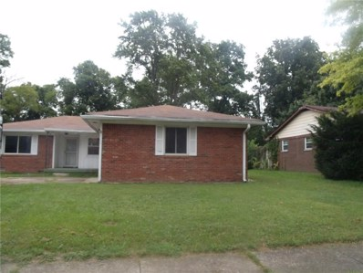 6625 S Lawndale Avenue, Indianapolis, IN 46221 - MLS#: 21590432