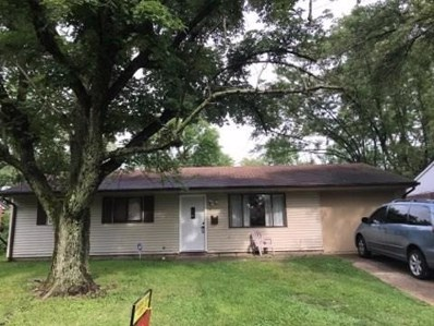 4013 N Downes Drive, Indianapolis, IN 46235 - #: 21590463