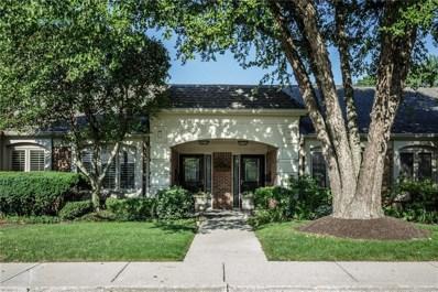 422 Bent Tree Lane UNIT 422, Indianapolis, IN 46260 - #: 21590470
