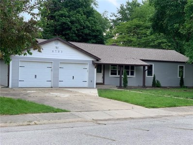6703 Riverview Drive, Indianapolis, IN 46220 - #: 21590478