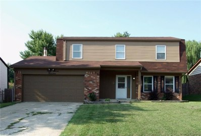 5714 Somers Drive, Indianapolis, IN 46237 - #: 21590579