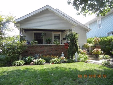 749 Wallace Avenue, Indianapolis, IN 46201 - MLS#: 21590600