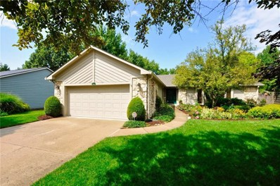 9928 Scotch Pine Lane, Indianapolis, IN 46256 - #: 21590607