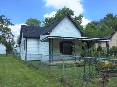 1022 Udell Street, Indianapolis, IN 46208 - #: 21590638