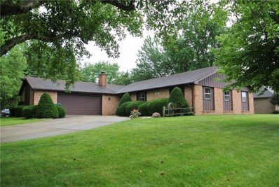 14001 W Hilltop Circle, Daleville, IN 47334 - #: 21590643
